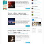 Mythemeshop Sensational WordPress theme review.