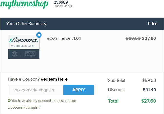 mythemeshop Coupon sode image