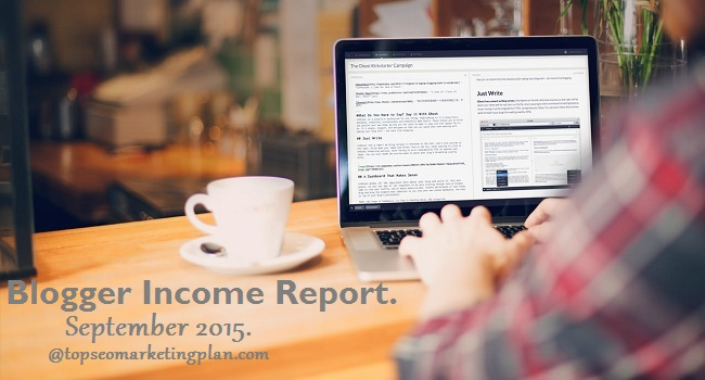 Blogger-Income-report