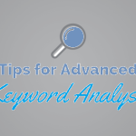 Advanced SEO keyword research suggestion.