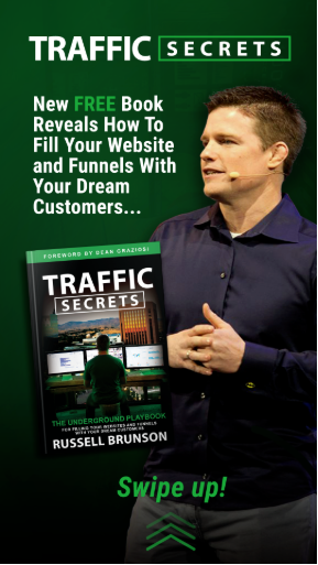 Trafficsecrets by Russell Brunson