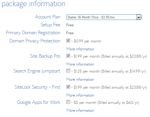 Wordpress Hosting bluehost cheap