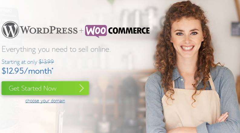 bluehost-woocommerce-review